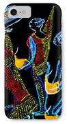Dinka Wise Virgins IPhone Case by Gloria Ssali