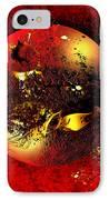 Dinyx IPhone Case by Franziskus Pfleghart