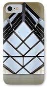 Directional Symmetry IPhone Case by Charles Dobbs