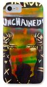 Django Unchained IPhone Case by Tony B Conscious