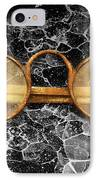 Doctor - Optometrist - Glasses Sold Here  IPhone Case