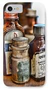 Doctor The Mercurochrome Bottle IPhone Case by Paul Ward