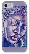 Don't Blink IPhone Case by D Renee Wilson