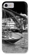 Douro River View IPhone Case by John Rizzuto