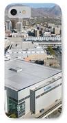 Downtown Salt Lake City IPhone Case