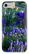 Dreaming Of Spring IPhone Case by Carol Groenen