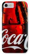 Drink Coca Cola IPhone Case