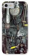 Driving Steam IPhone Case by MJ Olsen