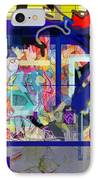 Each Positive Step Is Vital 4 IPhone Case by David Baruch Wolk