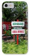 East End Farmstand IPhone Case
