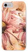 Echinacea Impressions  IPhone Case
