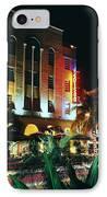 Edison Hotel Film Image IPhone Case