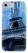 Eiffel Tower 2 IPhone Case
