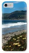 El Capitan Beach IPhone Case by Kathy Yates