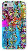 Elefantos - Av03-ps01 IPhone Case by Variance Collections