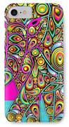 Elefantos - Bg01ac02 IPhone Case by Variance Collections