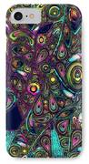 Elefantos - Ptjs01a IPhone Case by Variance Collections