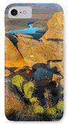 Elk Mountain Sunset IPhone Case
