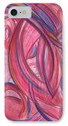 Emerges From Us IPhone Case by Kelly K H B