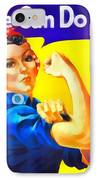Empowerment IPhone Case by Dan Sproul