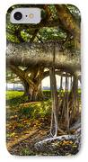 Enchantment IPhone Case by Debra and Dave Vanderlaan