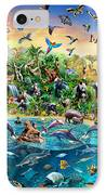 Endangered Species IPhone Case by Adrian Chesterman