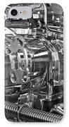 Engine Envy IPhone Case by Linda Bianic
