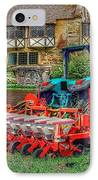 English Countryside IPhone Case by L Wright