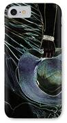 Enigma IPhone Case by Jenny Rainbow