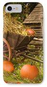 Essence Of Autumn  IPhone Case by Doug Kreuger