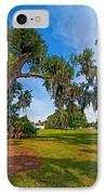 Evergreen Plantation II IPhone Case by Steve Harrington