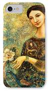 Eve's Orchard IPhone Case by Shijun Munns