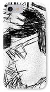 Existential Despair IPhone Case by Jonathan Harnisch