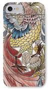 Exotic Bird IPhone Case by William Morris