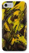 Expectations Yellow IPhone Case