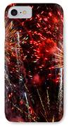 Explode IPhone Case by Diana Angstadt