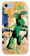 Faith That Is Not Seen IPhone Case by Anthony Falbo