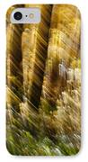Fall Abstract IPhone Case by Steven Ralser