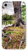 Fall In Audubon Park IPhone Case by Ray Devlin