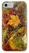Fall IPhone Case by Katie Black
