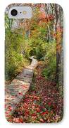 Fall Morning IPhone Case by Bill Wakeley