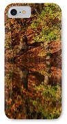 Fall Reflections IPhone Case by Karol Livote