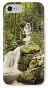 Falls In The Smokies IPhone Case