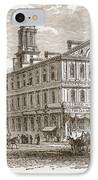 Faneuil Hall, Boston, Which Webster IPhone Case
