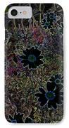 Fantasy Garden No. 2 IPhone Case by Cathy Peterson