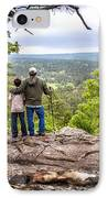 Father And Son IPhone Case by Tamyra Ayles