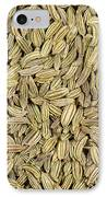 Fennel Seeds IPhone Case