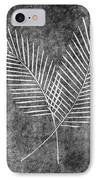 Fern Simple IPhone Case by Brenda Bryant