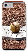 Field Of Dreams The Ball IPhone Case