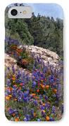 Figueroa Mountain Splendor IPhone Case